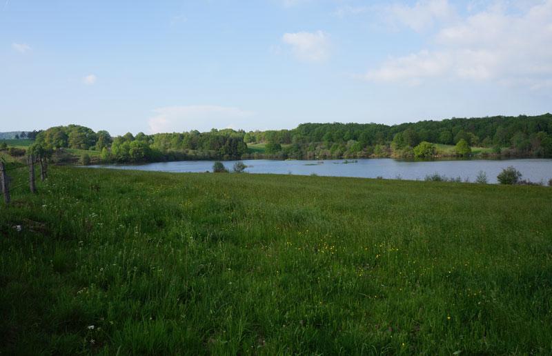 Lac du Majonenc, Cantal