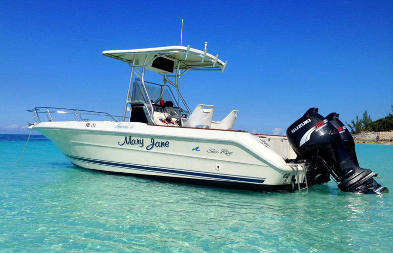 Bahama boat excursions nassau fishing guides charters for Fishing nassau bahamas
