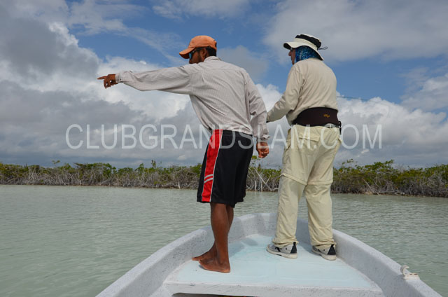 Club Grand Slam, Punta Allen, Mexico