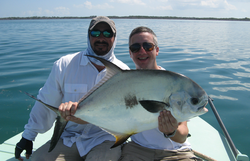 This angler\'s second permit
