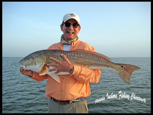 Captian Drew Cavanaugh\'s Florida Inshore Fishing Charters