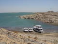 The Nile Perch Heaven fleet on Lake Nasser