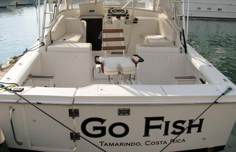 Go Fish Charters/Fly & Fish Costa Rica
