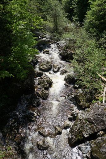 La Grand Rhue, Cantal