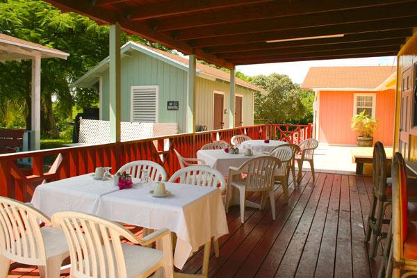 Nathan\'s Lodge, South Andros