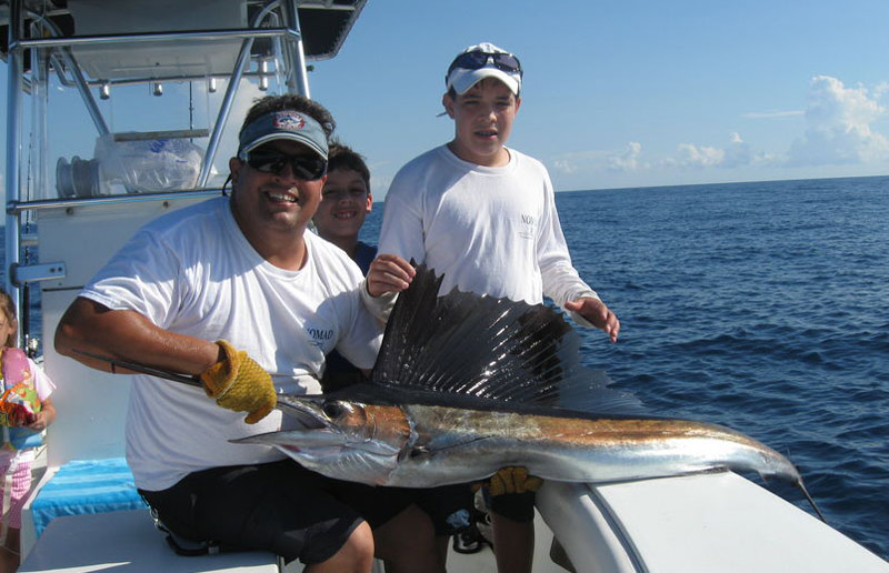 Nomad fishing charters miami south florida fishing for Miami fishing guides