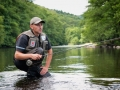 Fishing on the Sioule River (Photo: Sebastien Gonon)