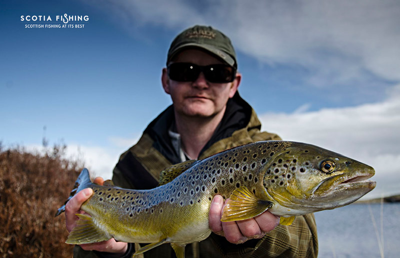 Scotia Fishing - Central Scotland