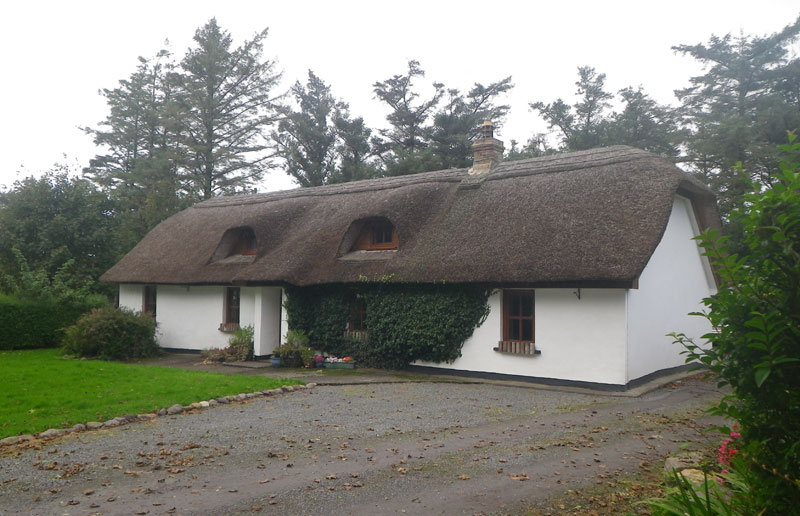 Thatch Cottage Ireland