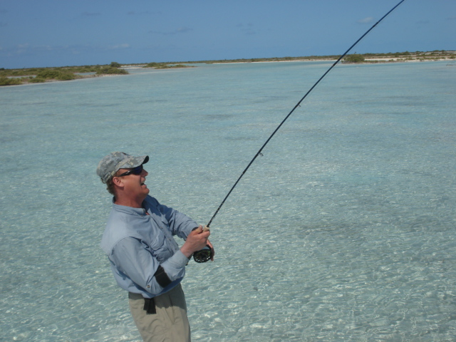 Bonefish Paradise, Deadman\'s Cay, Long Island