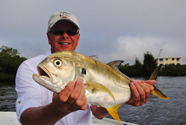 The view from West Florida with... The Pine Island Angler