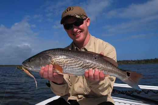 Mosquito Lagoon Fishing Report, March 17 2012