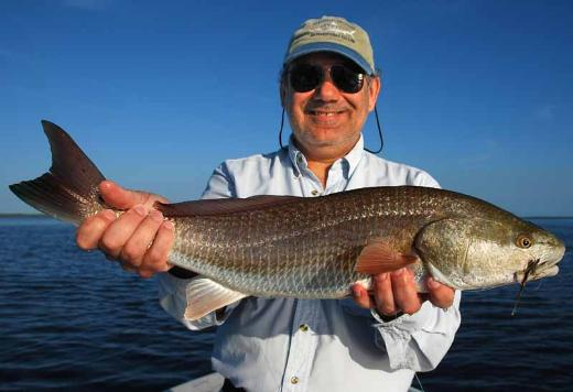 Mosquito Lagoon Fishing Report, April 1 2012