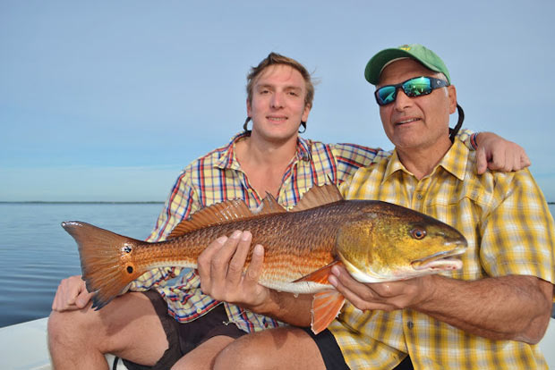 The View from West Florida with the Pine Island Angler