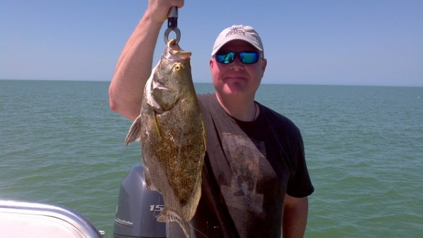 Upper Keys Fishing Report with Capt. Rick Stanczyk (Mar 21, 2013)