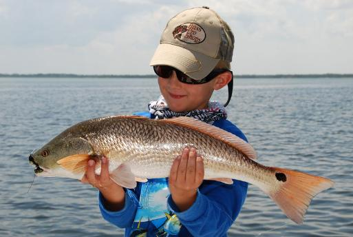 Mosquito Lagoon Fishing Report, April 19 2012