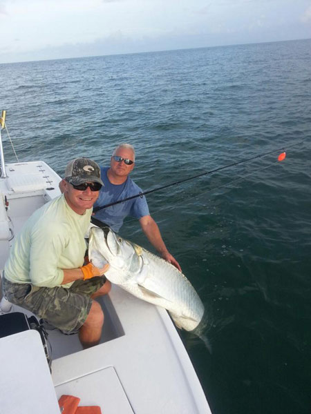 Upper Keys Fishing Report with Capt. Rick Stanczyk (1 July, 2013)