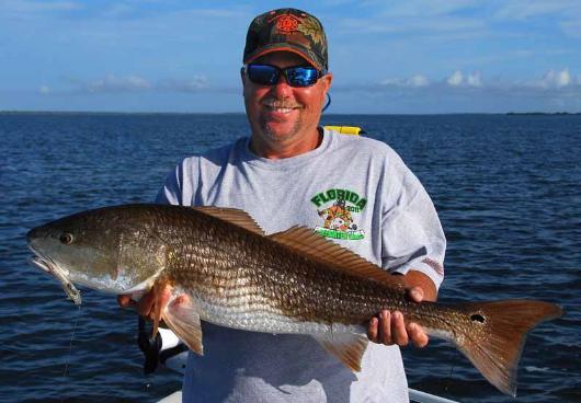 Mosquito Lagoon Fishing Report, June 23 2012