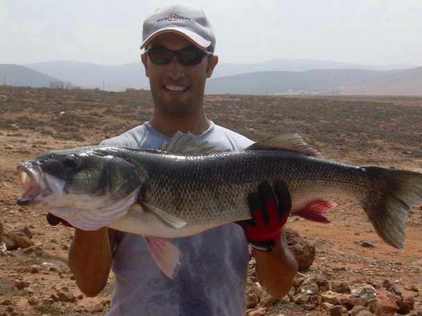 Fishipedia news q a morocco bass fishing pioneer abdel for Best time to go bass fishing
