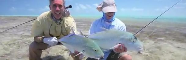 Video goodness: St Brandon's Atoll