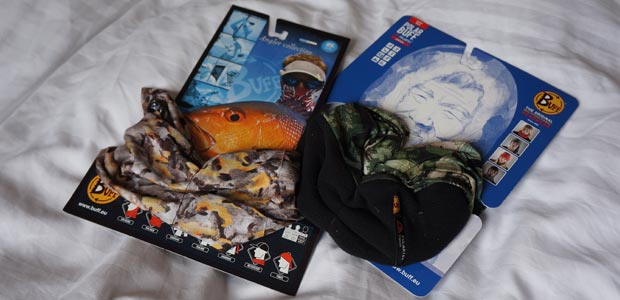 Fishipedia Competition: The Big Buff Giveaway 2013
