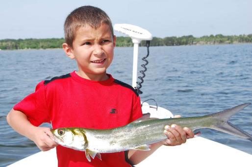 Mosquito Lagoon Fishing Report, Aug 11 2012