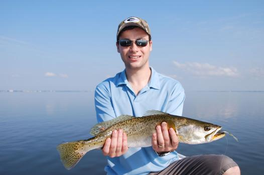 Mosquito Lagoon Fishing Report, Sep 28 2012