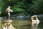 Fishing in the Cantal