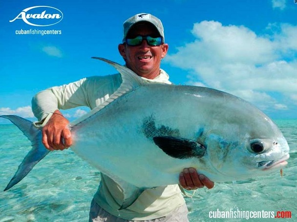 Avalon Cuba Announces Record Year for Permit Fishing