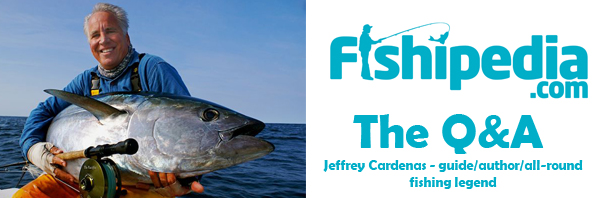 The Fishipedia Q&A: Florida fishing guide & author Jeffrey Cardenas