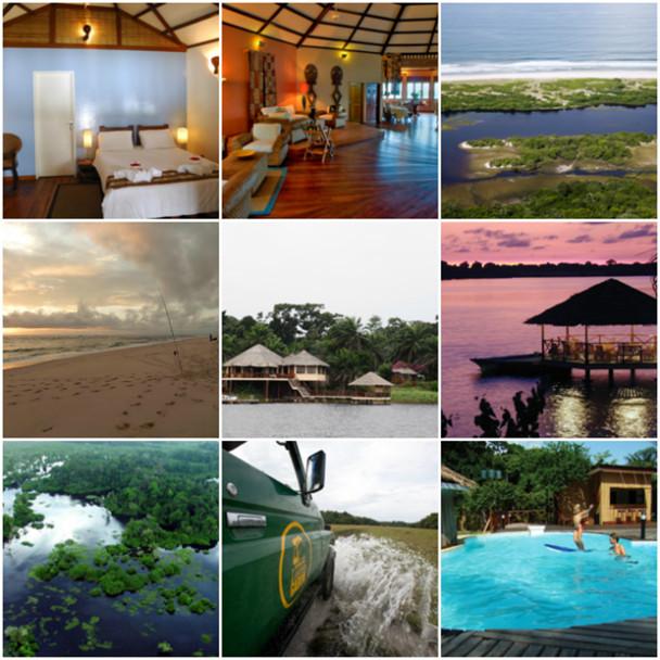 Loango Lodge, Gabon