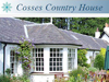 Where to Stay in Scotland: Cosses Country House