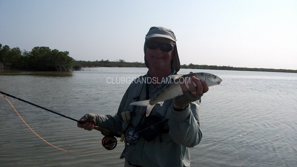 Ascension Bay Fishing Report with Captain Greg Rahe (April 2013)