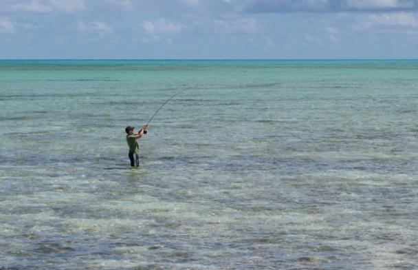 Dos & don'ts of flats fishing