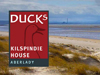 Where to Stay in Scotland: Ducks Kilspindie House