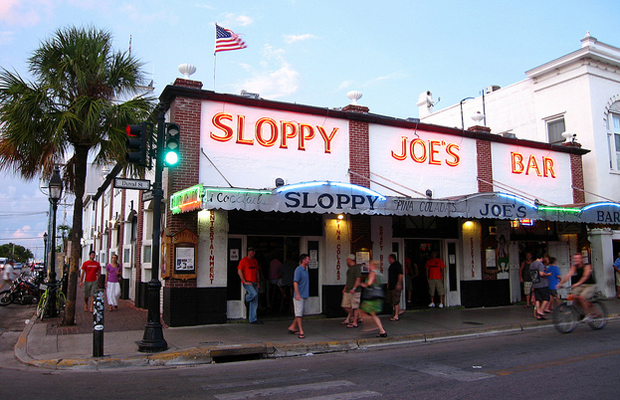 Sloppy Joe's: A Key West institution
