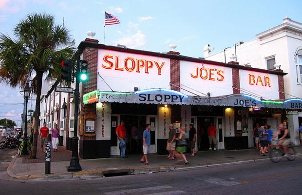Sloppy Joe's: A Key West institution