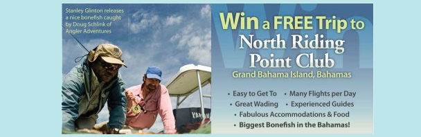 Win a Bahamas bonefishing trip
