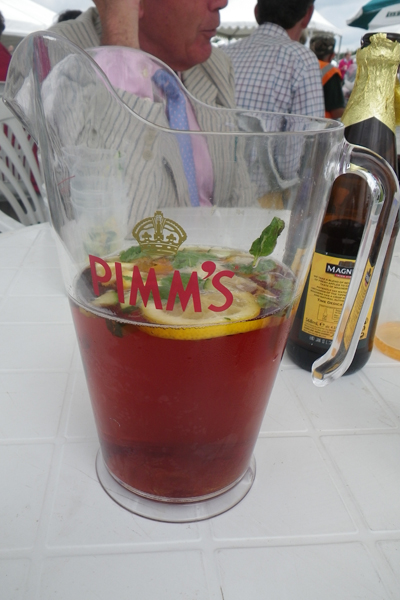 Pimm's: Game Fair fuel
