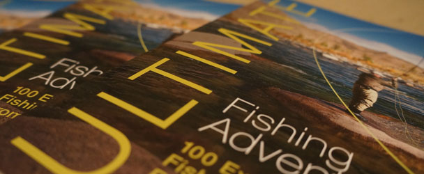 Book review: Henry Gilbey's 'Ultimate Fishing Adventures'