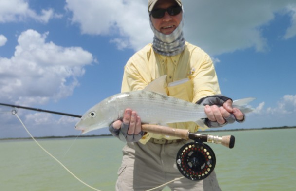 Ascension Bay Fishing Report, March 2012