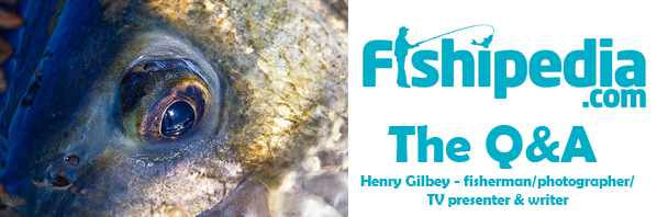 The Fishipedia Q&A: Henry Gilbey