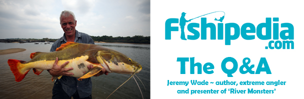 The Fishipedia Q&A: Jeremy Wade