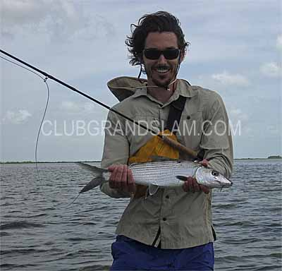 Ascension Bay Fishing Report with Captain Greg Rahe (July 2012)