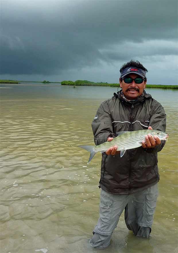 Ascension Bay Fishing Report with Captain Greg Rahe (June 2012)