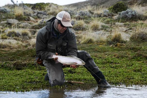 Trip Report: Kooi Noom, Patagonia - Day 2