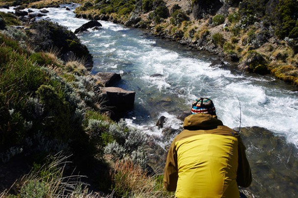 Trip Report: Kooi Noom, Patagonia - Day 3