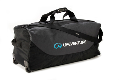 Fishipedia Top 5: Fishing Travel Bags - Lifeventure Expedition Duffel 120