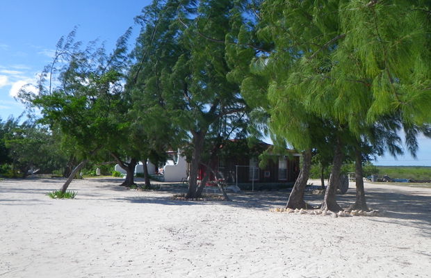 Mount Pleasant Lodge, Andros, Bahamas