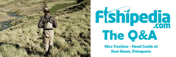 Fishipedia Q&A: Nico Trochine